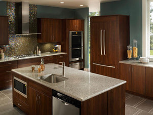 Fantastic New Granite Worktops From Kingston Mosaics & Tiles in Glasgow