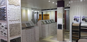 Buy the tiles from our Glasgow showroom at reasonable prices. We have new range of glass mosaics, marble and stone mosaics. Also we sell floor, porcelain, wall, home decor, lighting and other stuff.