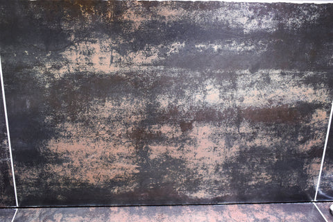 Rust Metal Effect Porcelain Tile 600 X 600 X 10mm [6JS007]