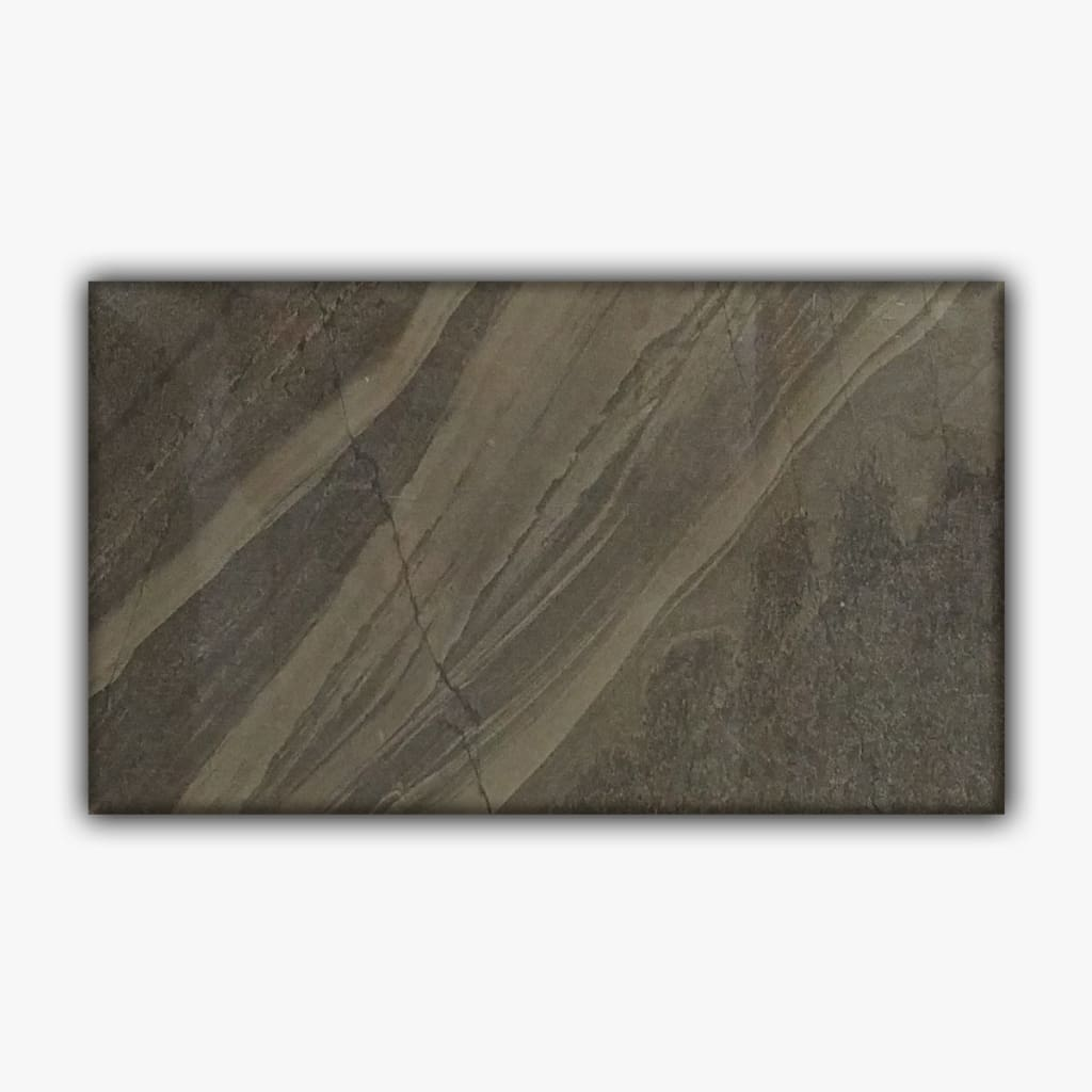Brown Marble Effect Porcelain Tile 300 X 600 X 10Mm - Porcelain Tiles