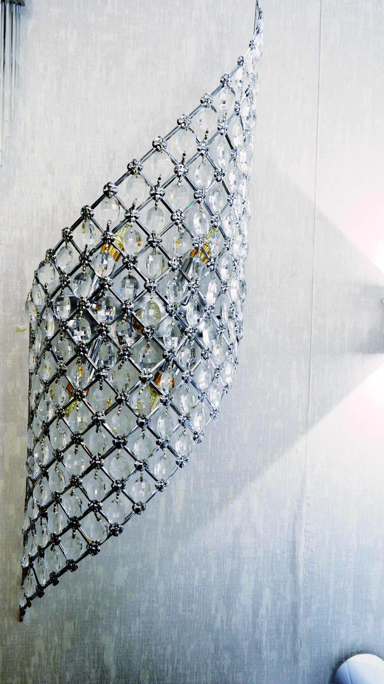 Crystallic Wall Mounted Lighting (1)