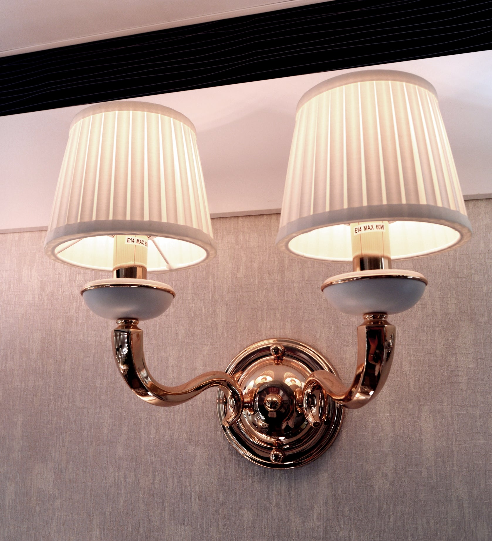 Wall-mounted Chandelier-looking Lighting (1)