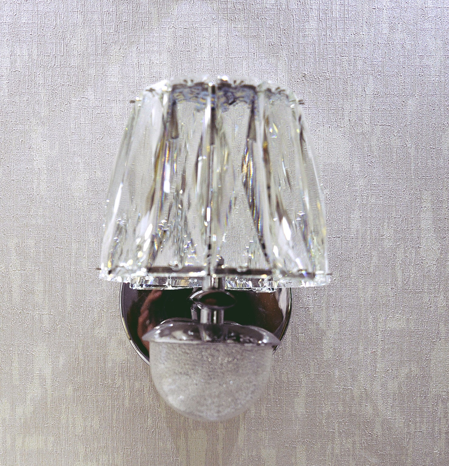 Crystallic Mirrored Wall Mounted Lighting (1)