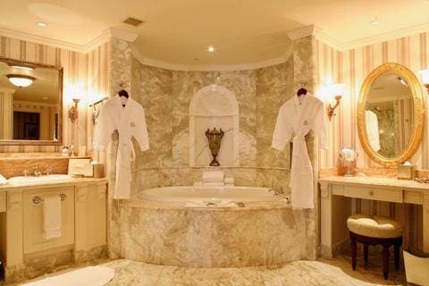 How To Make Your Bathroom Feel Lavish Like A Hotel