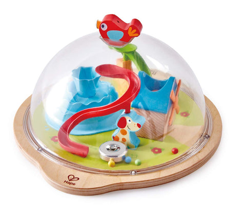 Hape Sunny Valley Adventure Dome at WoodenToys.com