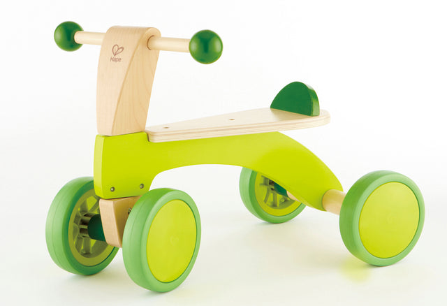 Hape Scoot Around Ride On Wood Bike For Toddlers