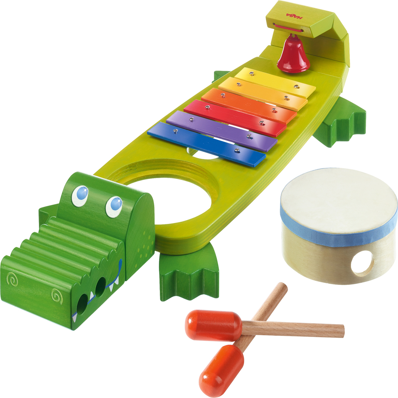 Haba Symphony Croc - WoodenToys.com