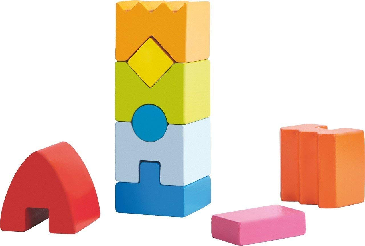 Haba Rainbow Rocket - WoodenToys.com