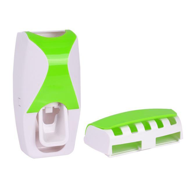 Automatic Toothbrush Dispenser