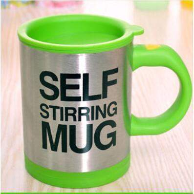 SELF STIRRING LAZY MUG (4 COLORS AVAILABLE)