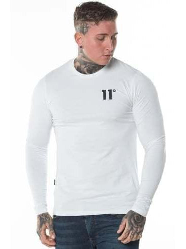 Core Long Sleeve Muscle Fit T-Shirt