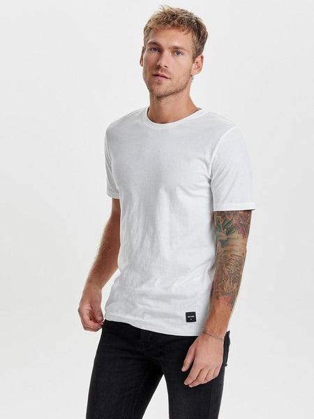 Muscle Fit O-Neck