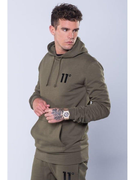Core Pull Over Hoodie