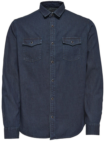 Boye Slim Denim Shirt