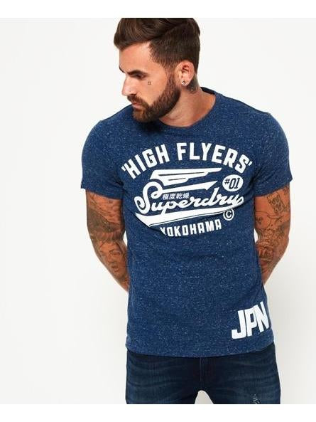 High Flyers Reworked Tee