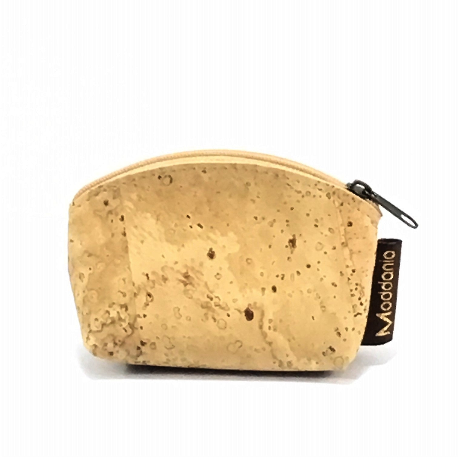 Cork Mini Curved Coin Purse