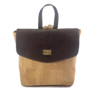 Cork Backpack Alcido - Moddanio