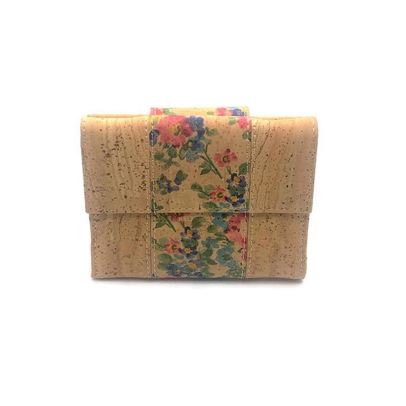 Cork Clip Purse Medium - Moddanio