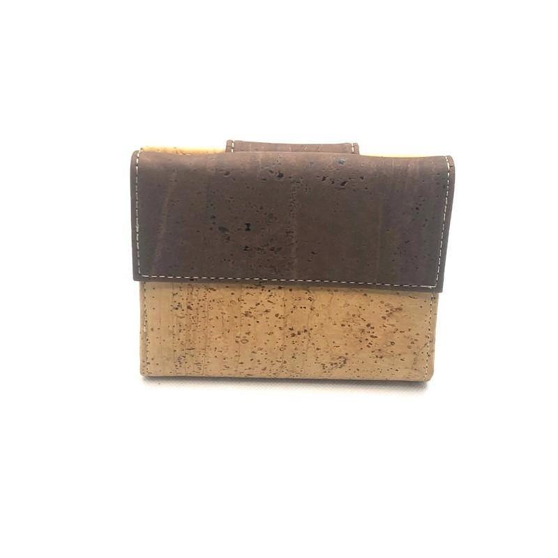 Cork Clip Purse Medium - NS - Moddanio