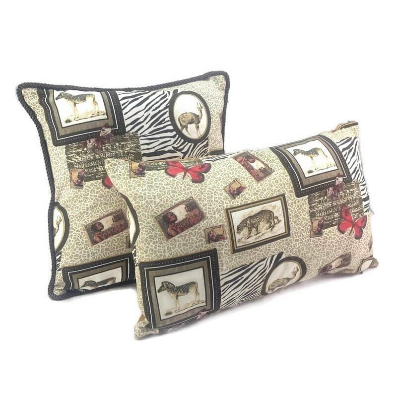 Cork Cushion Covers Africa - Moddanio