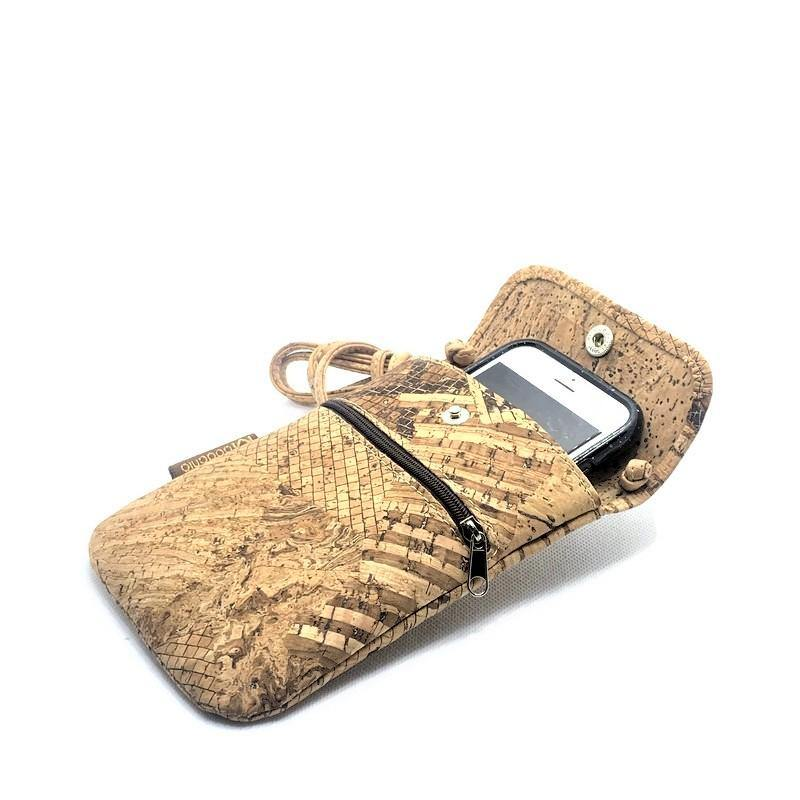 Cork Mobile Sling Holder - Moddanio