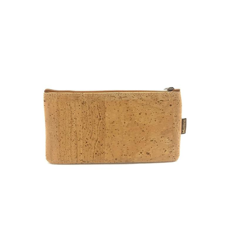 Cork Purse and Card Holder Large - Moddanio