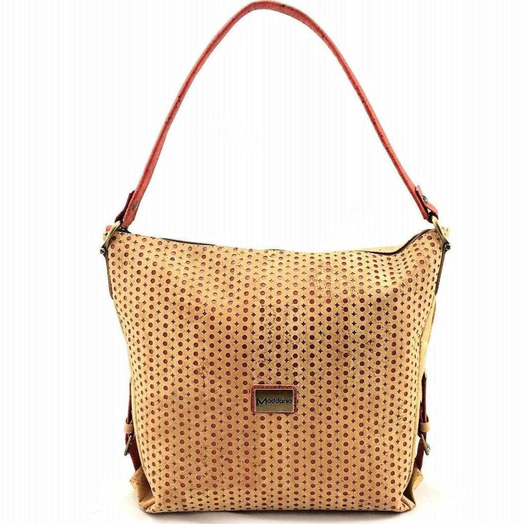 Cork Shoulder Bag Angelika - Moddanio