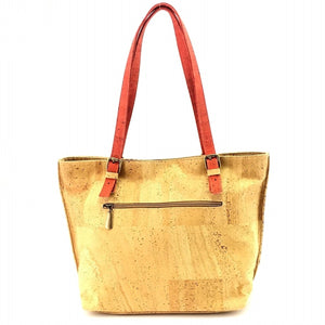 Cork Shoulder Bag Davina - Moddanio