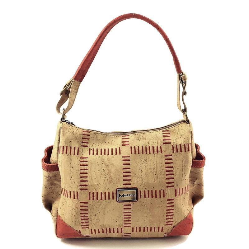 Cork Shoulder Bag Siona - Moddanio