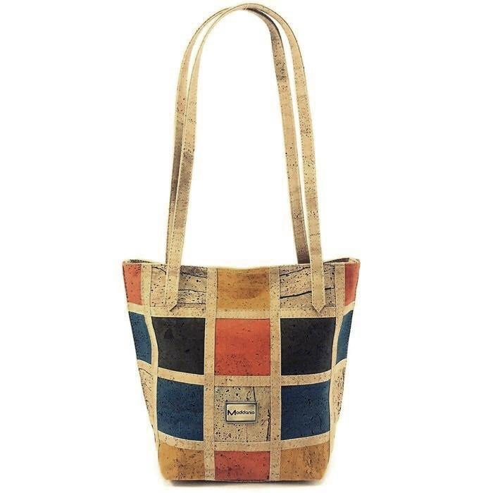 Cork Tote Bag Tivoli Mini - Moddanio