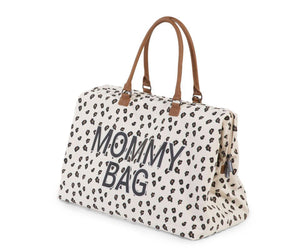 BOLSA MOMMY BAG - LEOPARDO