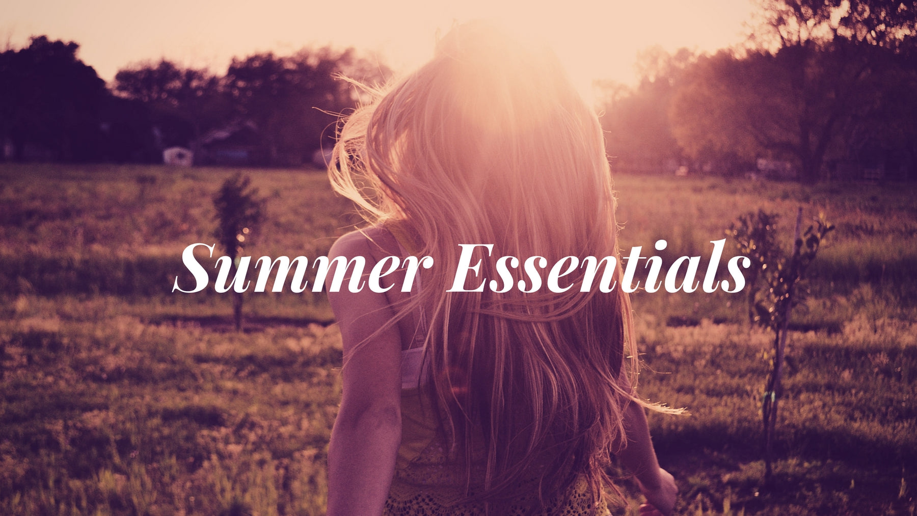 Shop Jacys Summer Essentials