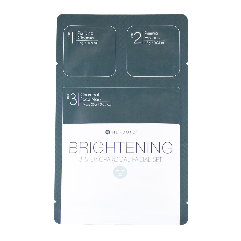 Nu Pore Charcoal Brightening Facial Mask