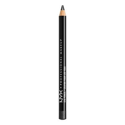 NYX Slim Eye Pencil - Black Glitter