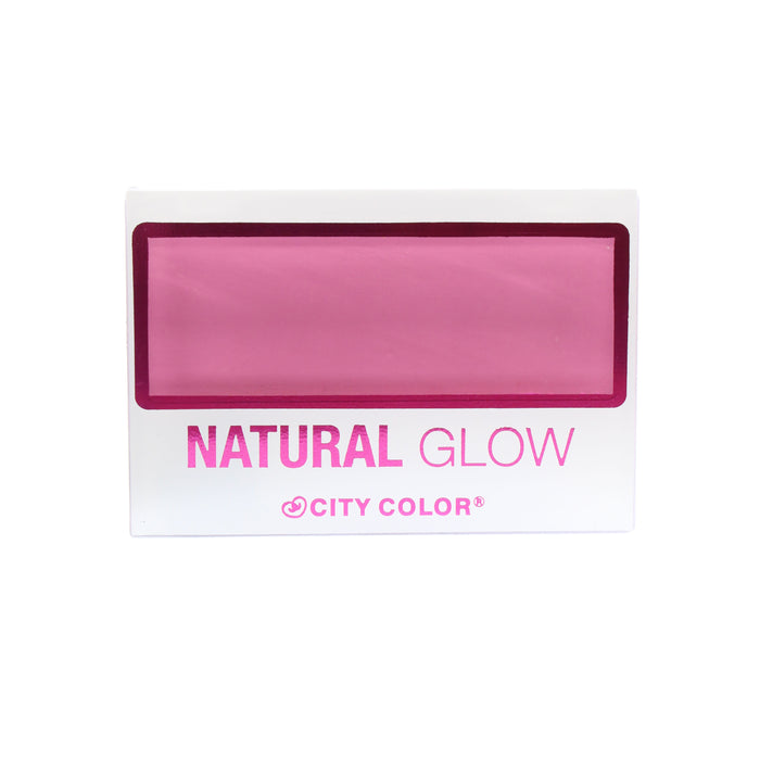 City Color Natural Glow Blush