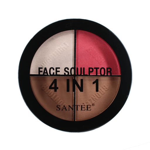Santee 4 in 1 Face Sculptor Palette