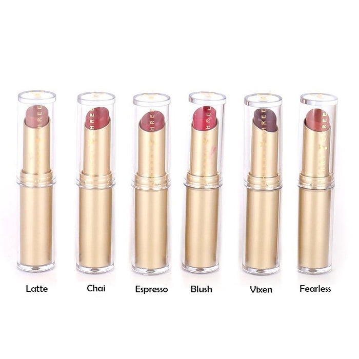 Cherry Chree Matte Cream Lipstick Set