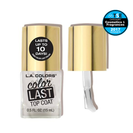 L.A. Colors Color Last Nail Polish