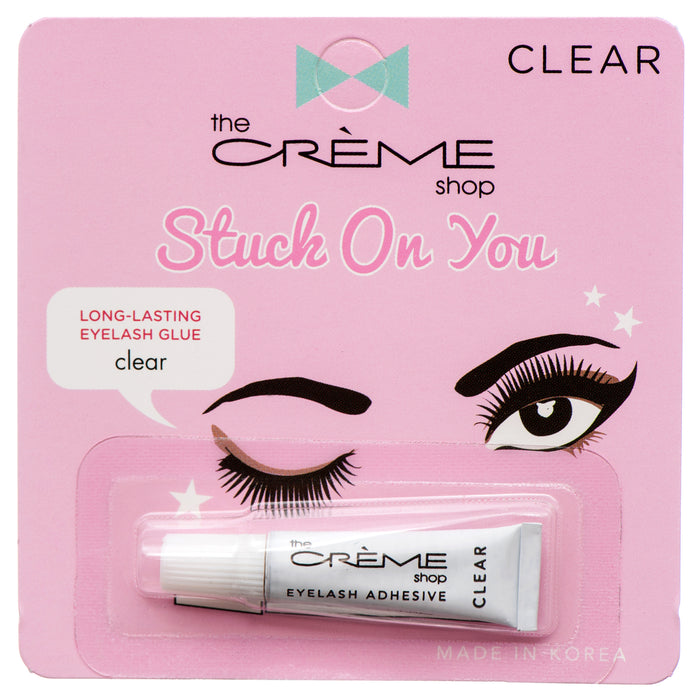 The Creme Shop Lash Glue - Clear
