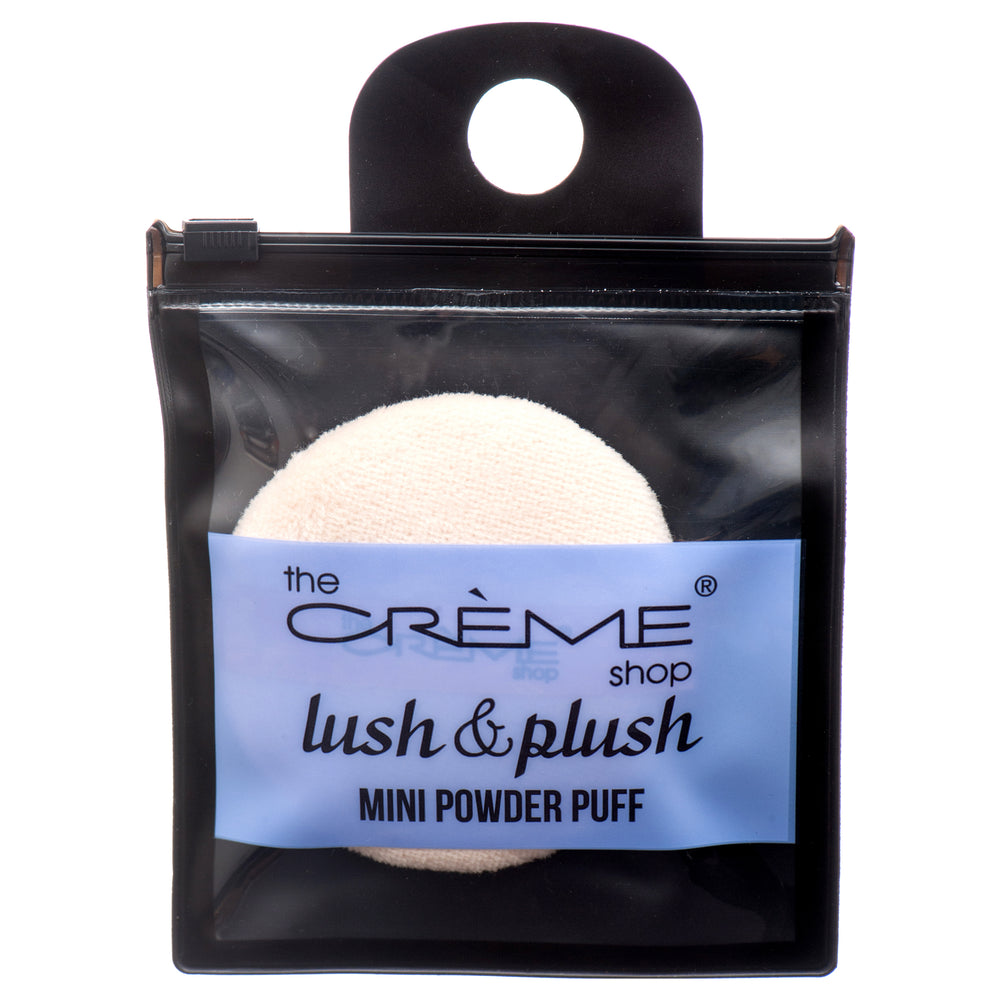 The Creme Shop Lush & Plush Mini Powder Puff