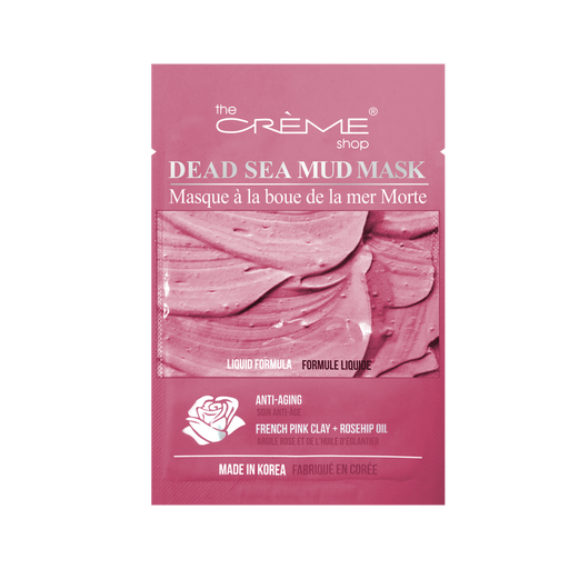 The Creme Shop Dead Sea Mud Mask - Anti-aging