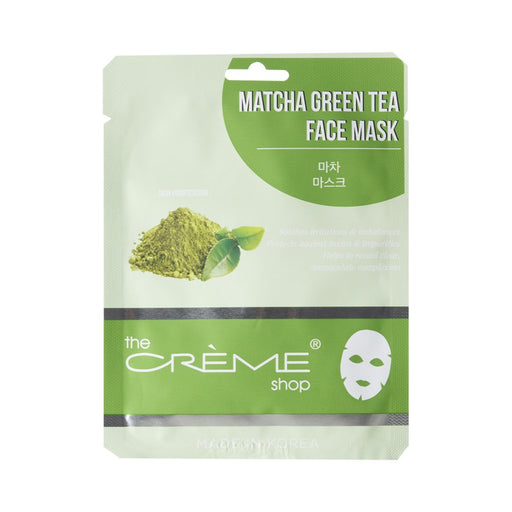 The Creme Shop Matcha Green Tea Mask