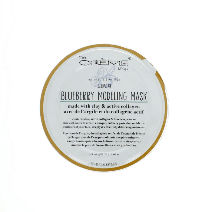The Creme Shop Blueberry Modeling Mask