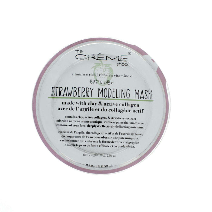 The Creme Shop Strawberry Modeling Mask