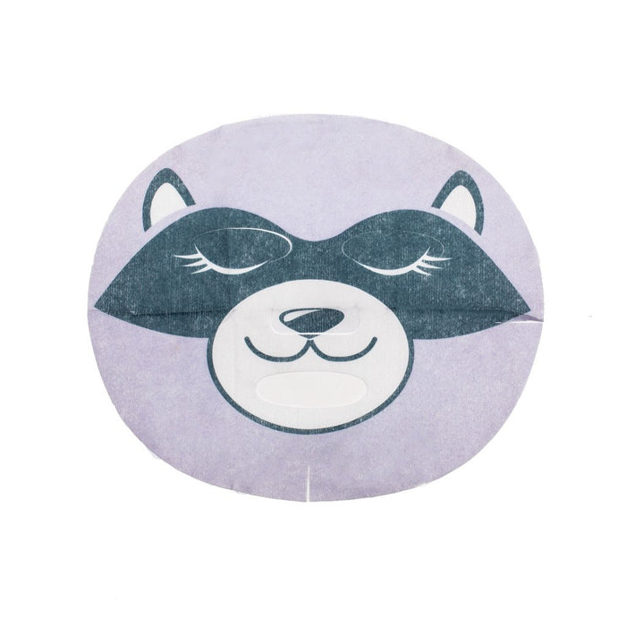 The Creme Shop Wake Up, Skin! - Raccoon Face Mask
