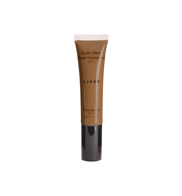 LIVVY Studio Blend Full Coverage Foundation