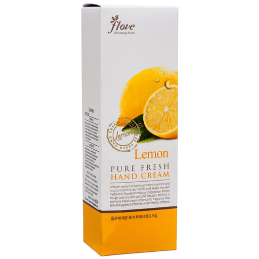 Flove Lemon Pure Fresh Hand Cream