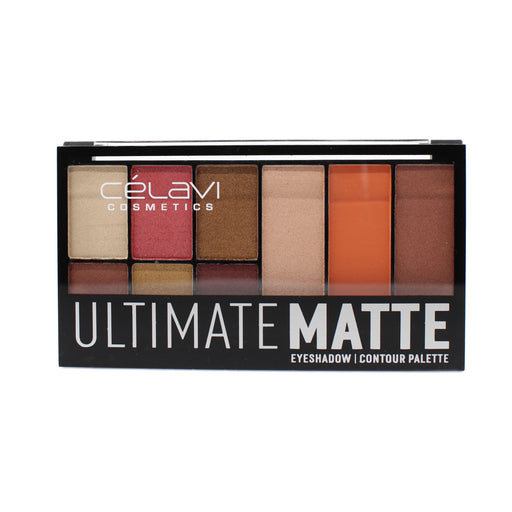Celavi Ultimate Eyeshadow & Contour Palette
