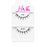 J Lash False Eyelashes #102