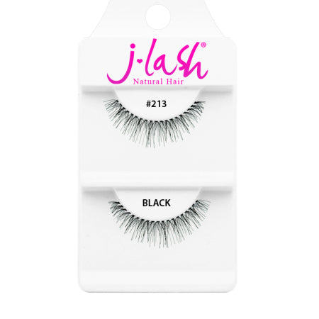 J Lash False Eyelashes #213